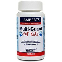 LAMBERTS MULTI-GUARD FOR KIDS 100TABL