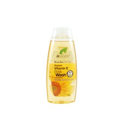Dr.Organic Vitamin E Body Wash 250ml
