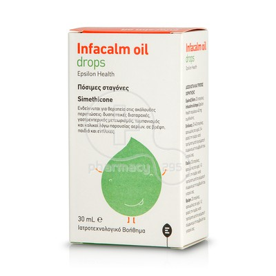 EPSILON HEALTH - INFACALM Oil Drops - 30ml