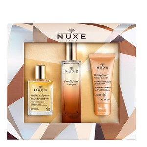 Nuxe prodigious oil 100ml box christmas 2016