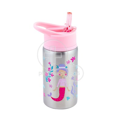 STEPHEN JOSEPH - Stainless Steel Water Bottle (Mermaid) - 532ml