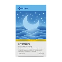 AGAN EUSENSIA HYPNUS SLEEP FACTORS 20 VEG. CAPS