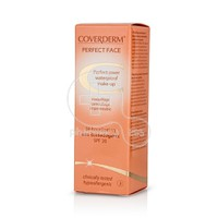 COVERDERM - PERFECT FACE SPF20 Νο3 - 30ml