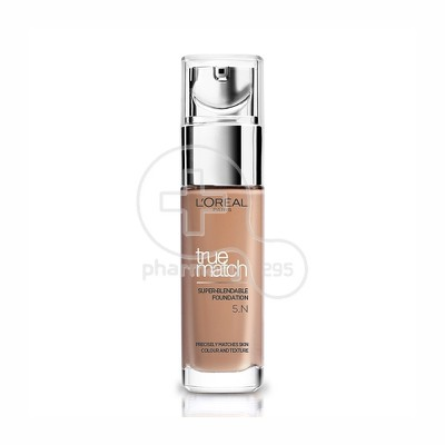 L'OREAL PARIS - TRUE MATCH Super Blendable Foundation No5Ν (Sand) - 30ml