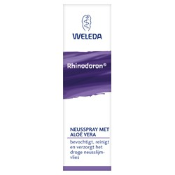 Weleda Rhinodoron Ρινικό Spray Aloe Vera 20ml