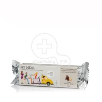 POWER HEALTH - MY MEAL Meal Replacement Bar Σοκολάτα Φυστίκι (56gr) - 1τεμ.