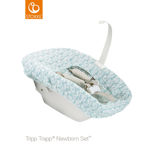 Υφασμα Για Newborn Set Reversible Aqua