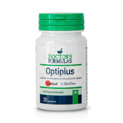 DOCTOR'S FORMULAS - Optiplus - 30caps