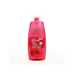 Dr.Organic Rose Otto Body Wash 250ml