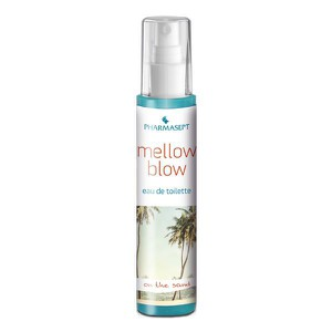 Pharmasept mellow blow eau de toilette on the sand 100ml