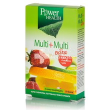 Power Health Multi + Multi Extra, 30caps