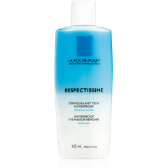 La Roche Posay Respectissime Waterproof Eye Makeup Remover Lotion Λοσιόν Καθαρισμού125ml