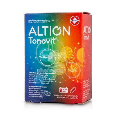 ALTION - Tonovit - 40caps