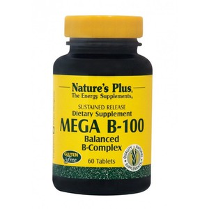 Nature s plus mega b 100 tabs 60