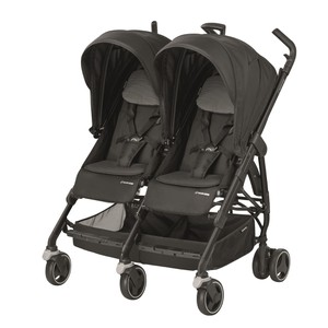 Καρότσι Maxi Cosi DANA FOR 2 Black RAven