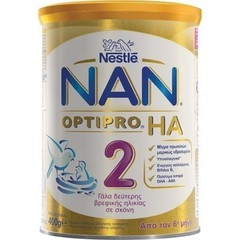 Nestle Γάλα Nan Optipro HA 2 400gr