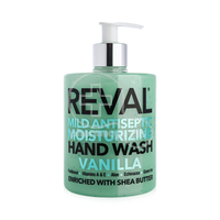 INTERMED - REVAL Mild Antiseptic Moisturizing Hand Wash (Vanilla) - 500ml