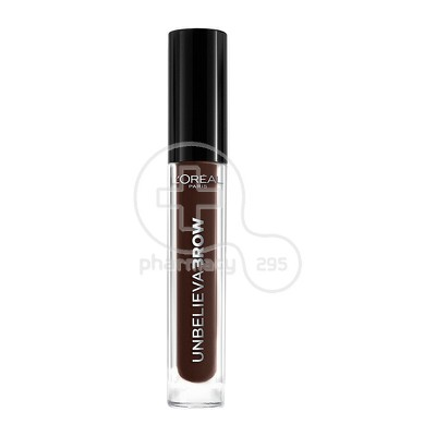 L'OREAL PARIS - UNBELIEVA BROW Gel No109 (Ebony) - 3,4ml