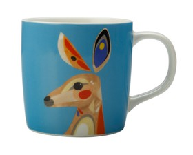 Maxwell & Williams Κούπα Kangaroo Pete Cromer Bone China 375ml