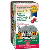 NATURE`S PLUS ANIMAL PARADE CHERRY 90 CHEWABLE ANIMALS