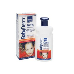 Intermed BabyDerm Girl's Intimate Wash 300ml
