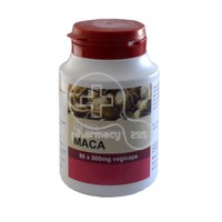 RIO AMAZON – MACA 500mg. - 90caps