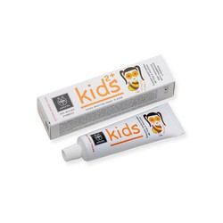 Apivita Toothpaste Kids2 +   with pomegranate & propolis 50ml