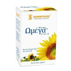 Superfoods omega 3 6 9