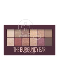 MAYBELLINE - The Burgundy Bar Palette - 9,6gr
