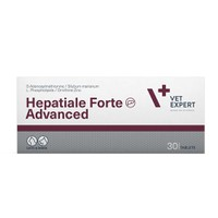 HEPATIALE FORTE ADVANCED SMALL BREED DOGS&CATS 30TABL