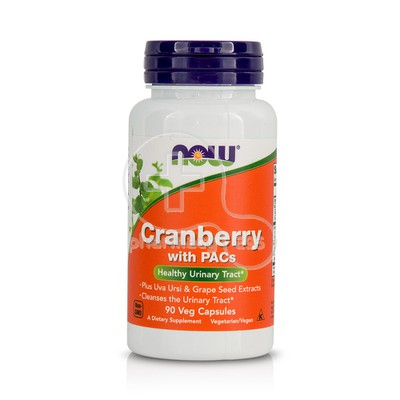 NOW - Cranberry with PACs - 90caps