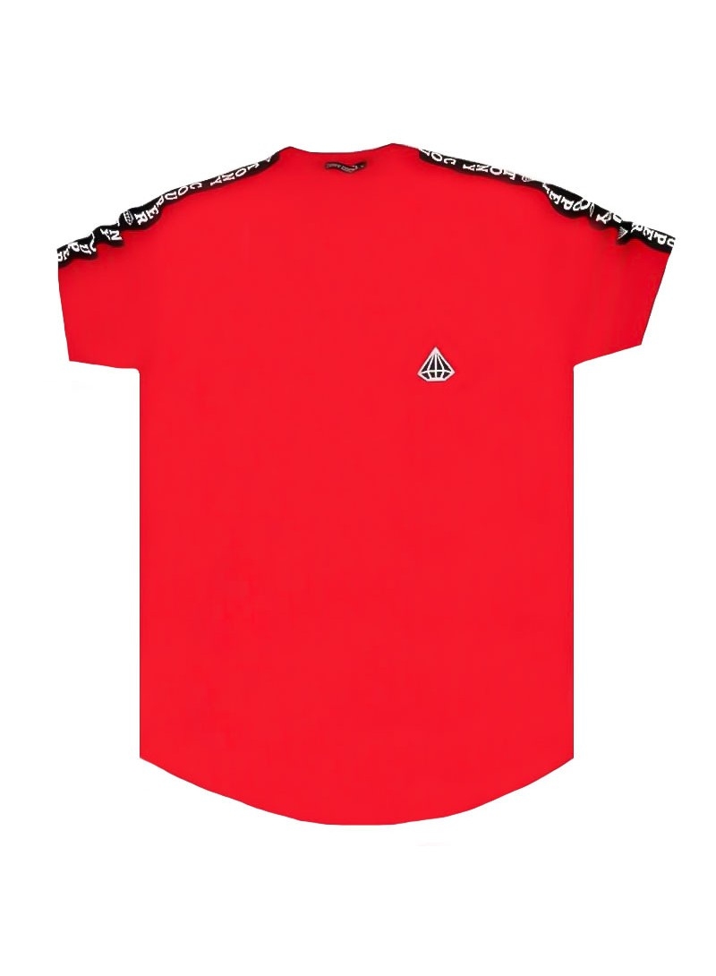 TONY COUPER TT20/33 RED GROSS T-SHIRT