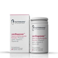 NUTRAMINS CARDIOPOWER  60CAPS