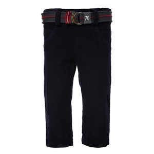 Boys Trousers With Belt