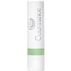 Couvrance concealer stick coral for green toned imperfections 3 5g