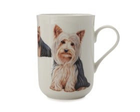 "Maxwell & Williams Κούπα ""Yorkshire Terrier-Κατοικίδια Σκυλιά"" 300ml. Cashmere Bone China"