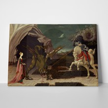 Paolo uccello   saint george and the dragon