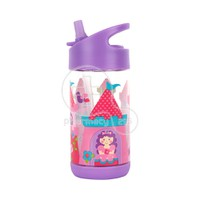 STEPHEN JOSEPH - Flip Top Bottle (Princess) - 300ml