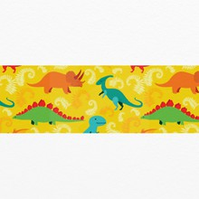 Color dinosaurs a