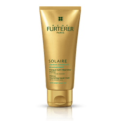 Rene Furterer Solaire Damaged Hair Intense Nourishing Repair Mask with Jojoba Wax 100ml