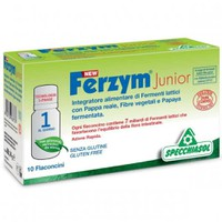 FERZYM JUNIOR 10 VIALS