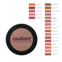 RADIANT BLUSH COLOR No112-REAL APRICOT