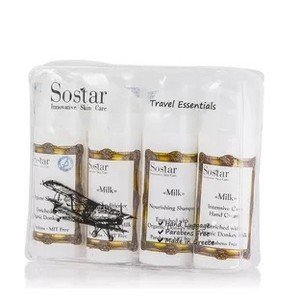 Travel essentials sostar