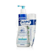 MUSTELA - PROMO PACK Gel Lavant Doux - 500ml ΜΕ ΔΩΡΟ 2 en 1 Gel Nettoyant - 200ml