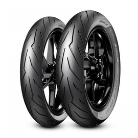PIRELLI ROSSO SPORT REINF 100/90-14 57S TL R