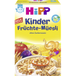 Hipp Baby Muesli With Organically Grown Fruits (1-3 Years)