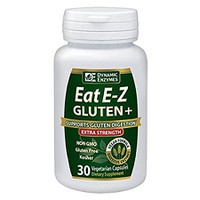 DYNAMIC ENZYMES GLUTEN PLUS 30 CAPS