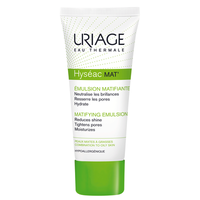 URIAGE HYSEAC MAT EMULSION MATIFIANTE 40ML
