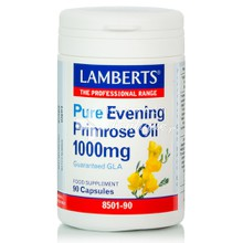 Lamberts PURE EVENING PRIMROSE OIL (Ω6) 1000 mg, 90 caps
