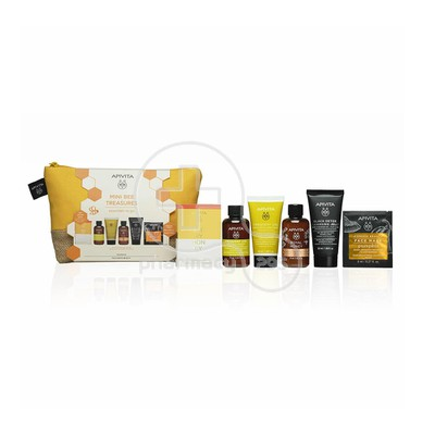 APIVITA - PROMO PACK MINI BEE TREASURES (Travel Kit)
